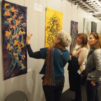 Textile Arts at the Florence Biennale, 2015